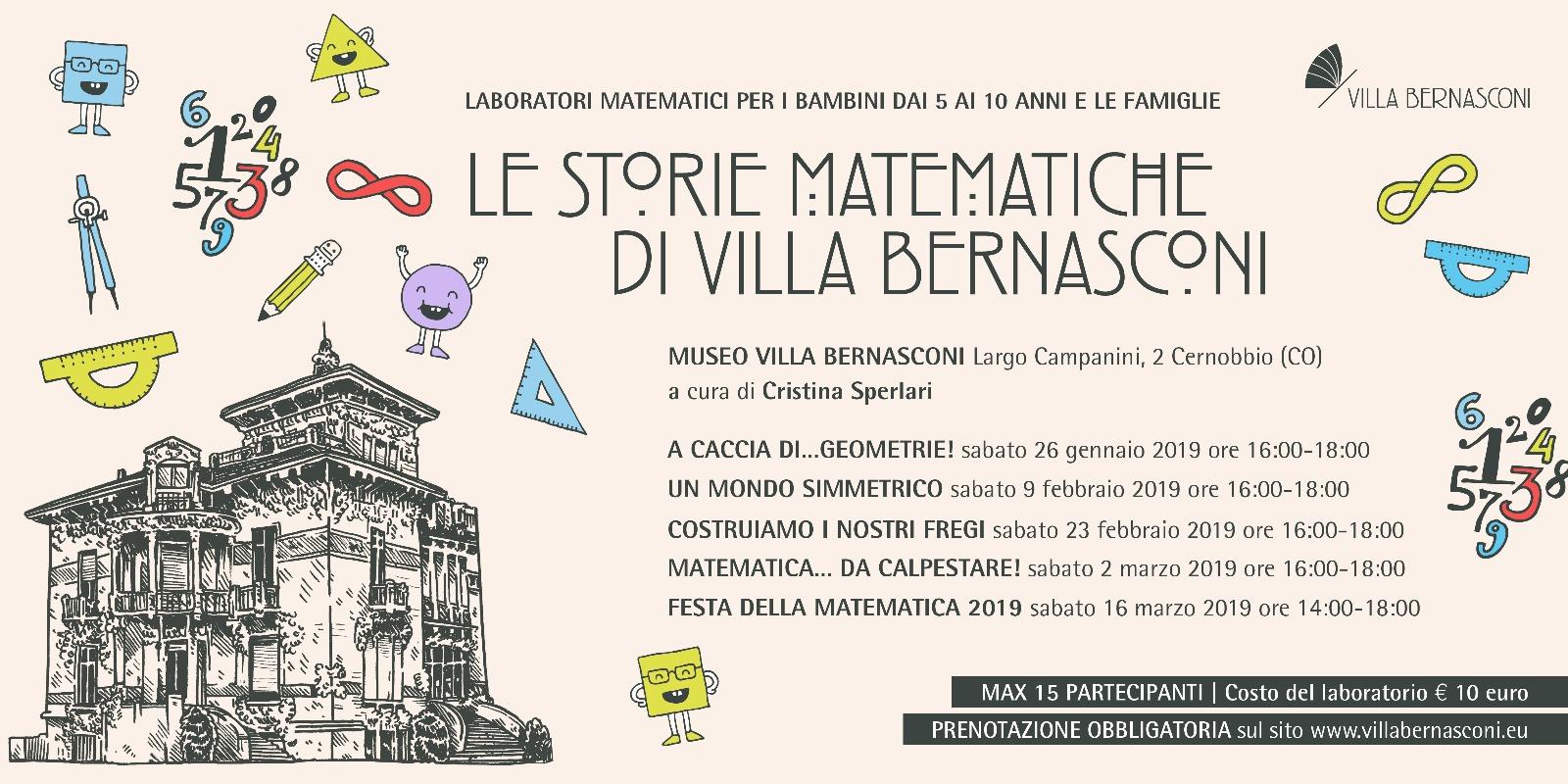 Festa della matematica 2019