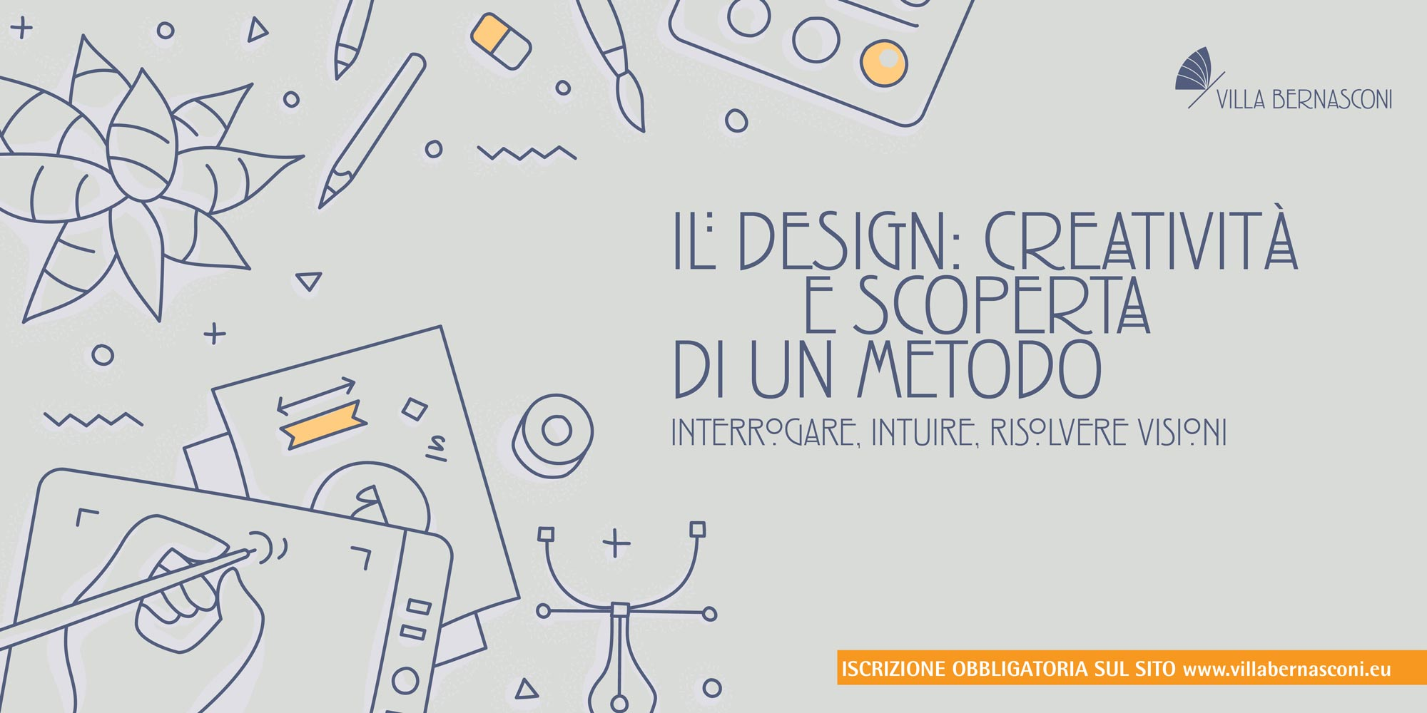 Il design: creatività e scoperta di un metodo