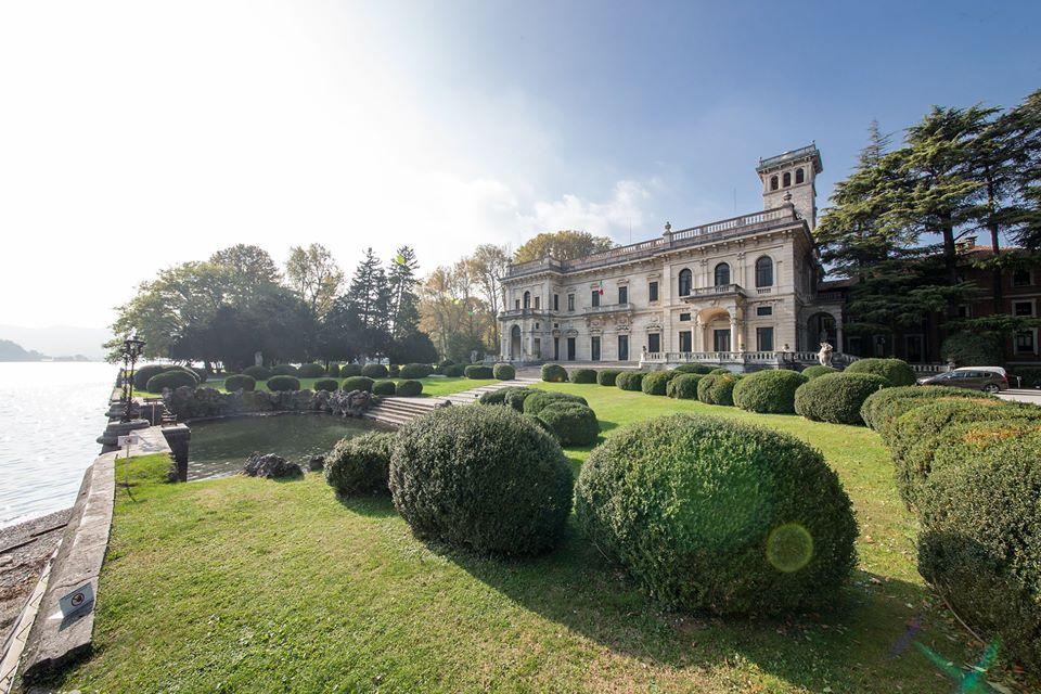 Visite guidate al Parco di Villa Erba