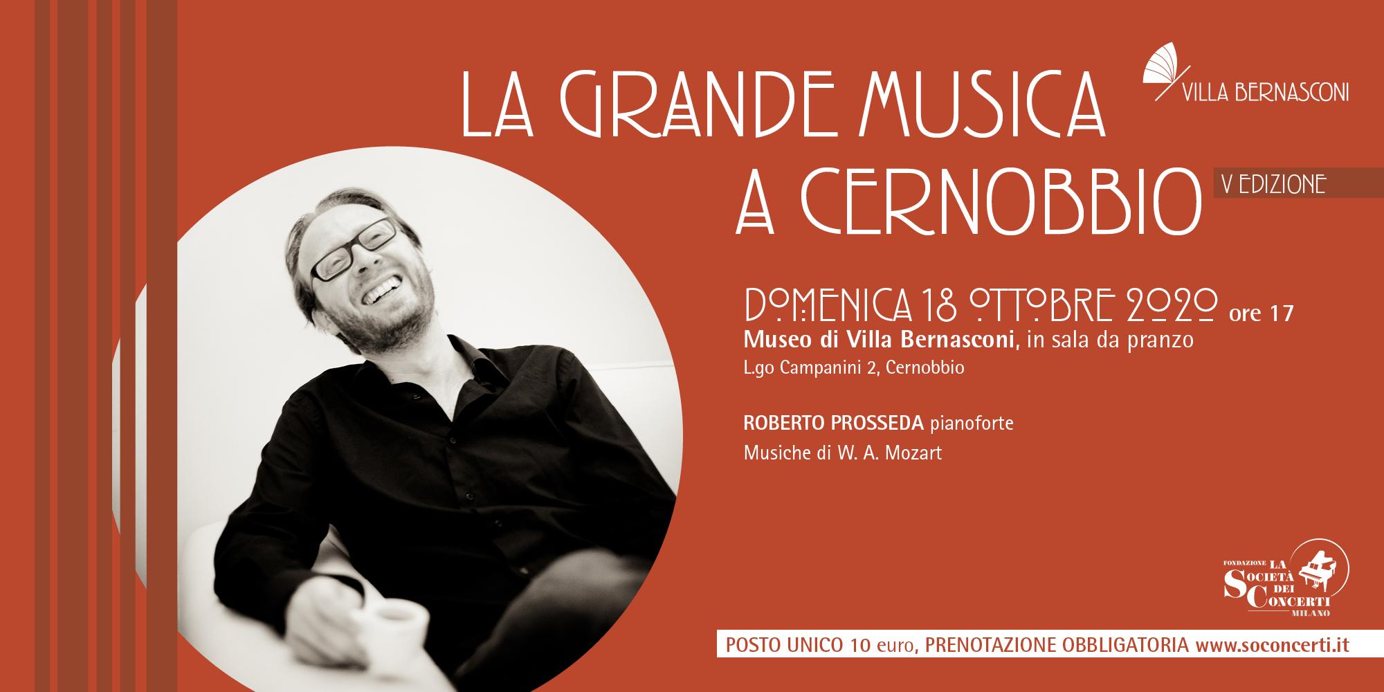 LA GRANDE MUSICA A CERNOBBIO – OTTOBRE